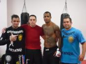 cosmo alexandre, gene simco, marcelo nigue, amaury bitetti