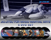 Jiu-jitsu for Mixed Martial Arts 8 DVD Set