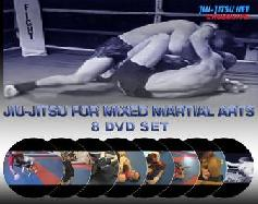Gene Simco's Jiu-jitsu for MMA DVD Set